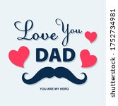 Happy Father\'s Day With Red...