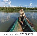 puerto maldonado  madre de dios ... | Shutterstock . vector #175275329