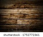 old brown wooden texture rustic ...   Shutterstock . vector #1752772361