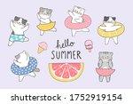draw vector illustration... | Shutterstock .eps vector #1752919154