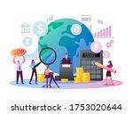 macroeconomics  gross domestic... | Shutterstock .eps vector #1753020644