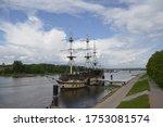 Velikiy Novgorod. Russia. June...