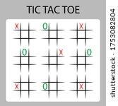 Noughts And Crosses   Tic Tac...