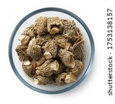 Dried Mushrooms  Morels In A...