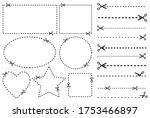 illustration of a cut out...   Shutterstock .eps vector #1753466897