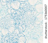 Seamless Vector Background With ...