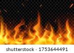 Burning Red Hot Sparks...