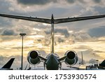 Private Business Jet Parking At ...
