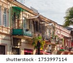 Flower Lined Balconies Of The...