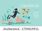 Scuba Diving Club Banner...