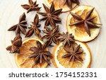 Aniseeds  Pimpinella Anisum And ...