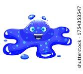 slime jelli monster character ...
