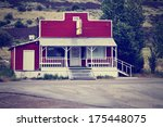 An Old Closed Country Store In...