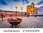 Timisoara  Romania   St. Georg...