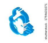 nausea symptomp of pregnancy... | Shutterstock .eps vector #1754631071