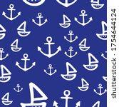 Nautical Background Pattern....