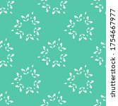 seamless pattern with a... | Shutterstock .eps vector #1754667977