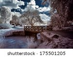 Park In Europe. The Infrared...