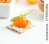 Small photo of Apricot marmalade jam orange jam marmalade