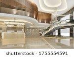 3d Rendering Grand Luxury Hotel ...