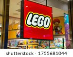 Tokyo Japan March 3  2020 Lego...