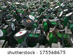Wheels - stock photo