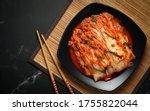 Korea Food Top View  Chinese...