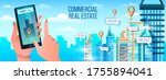 Commercial Real Estate Banner...