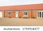 Small photo of Barn conversion to provide a single storey granny annexe, annex. UK house exterior