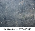 dirty glass lit by the sun | Shutterstock . vector #175603349