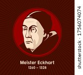 Meister Eckhart  1260 1328  Was ...