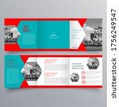 brochure design  brochure...   Shutterstock .eps vector #1756249547
