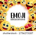faces background vector...   Shutterstock .eps vector #1756273187