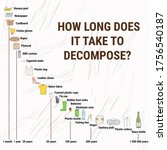 Decomposition Rates For Marine...