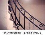 Decorative Wrought Iron Railing ...