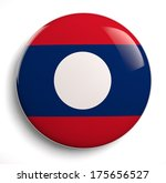 laos flag icon. clipping path... | Shutterstock . vector #175656527