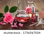 Rose Flower  Infused Water And...