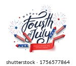 independence day usa banner... | Shutterstock .eps vector #1756577864