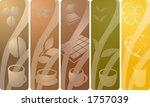 panels depicting various...   Shutterstock . vector #1757039