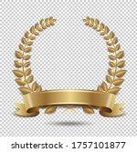 laurel wreath isolated...   Shutterstock .eps vector #1757101877
