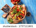 Summer Fruit Salad With Oranges ...