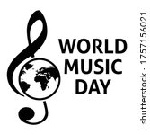 World Music Day   Vector Design ...
