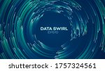 data concentric flow. load data ... | Shutterstock .eps vector #1757324561