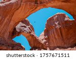 View On Famous Double Arch In...