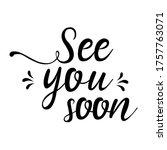 See You Soon  English...