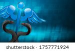 abstract medical health care... | Shutterstock .eps vector #1757771924
