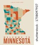 Minnesota Tourist Vector Poster ...