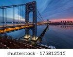 George Washington Bridge At...