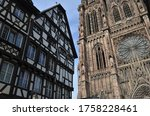Famous Strasbourg Cathedral...