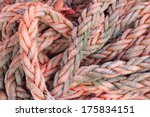 Mooring Rope Ships Norwegian...